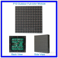 2018 2017 outdoor P10 full color DIP led module 160X160/ 2R1G1B alibaba china p10 5050 smd led display smd led modules