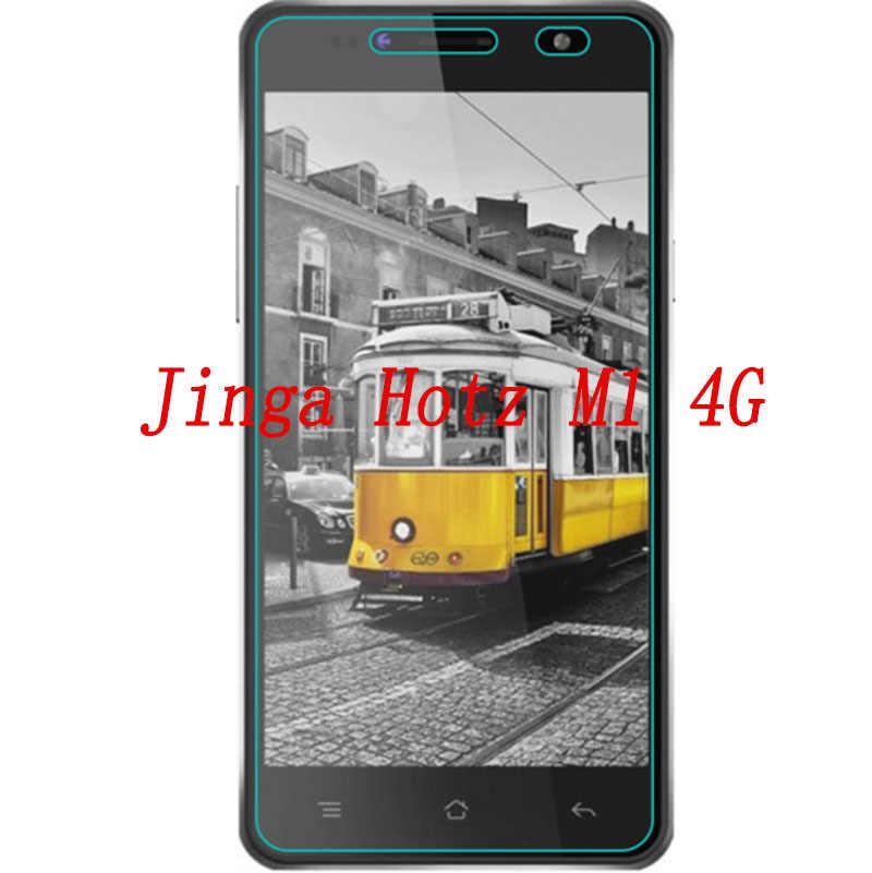 Смартфон закаленное Стекло для Јіпдабыл хотца M1 4G 9 H Взрывозащищенный Защитная пленка Экран Защитная крышка телефон