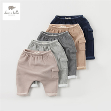 DB3924 davebella autumn boys trousers Haroun pants children pants