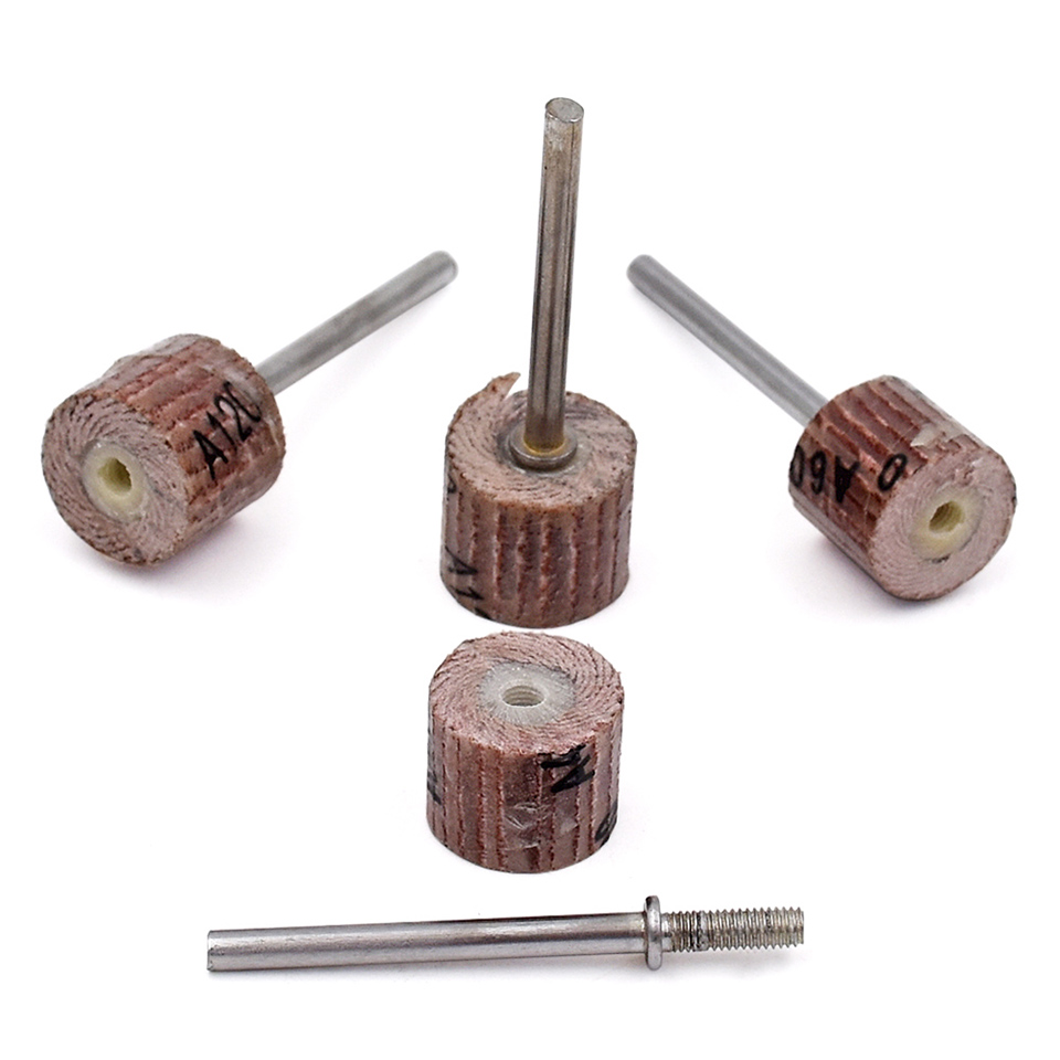 10 tk puidutöötlemisriist - pikk abrasiivne tiivik - lihvpaberi - Abrasiivtööriistad - Foto 3