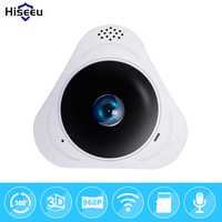 HD 960P 3D VR Wifi FishEye IP Camera 360 Degree Full View Mini CCTV Camera 1