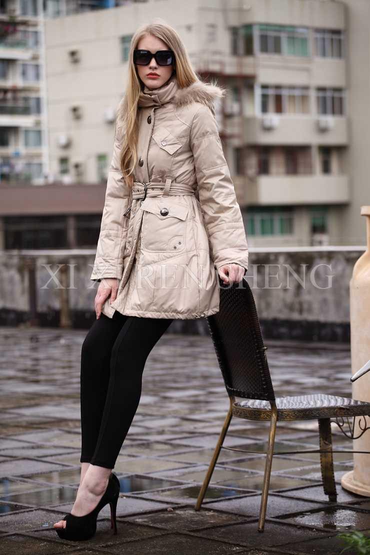 Winter Jacket Women Long Duck Zipper Winter Coat 2015 New Arrival Parka Women Parkas Slim Jacket Overcoat H5027 winter jacket women special offer long duck down zipper winter coat 2016 new arrival down parka women parkas slim jacket zl051