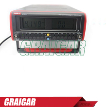 Promo offer Digital AC Millivolt Meters UNI-T UT631 Dual Channel Auto Range 5Hz-2MHz Bandwidth AC voltage tester