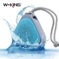 W-rei mini speaker sem fio de música estéreo portátil à prova d' água ao ar livre speaker bluetooth aux tf cartão para o telefone móvel