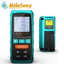 Buy Mileseey S6 laser measure 40M measuring tool laser rangefinder laser distance meter diastimeter measuring  medidor laser Blue