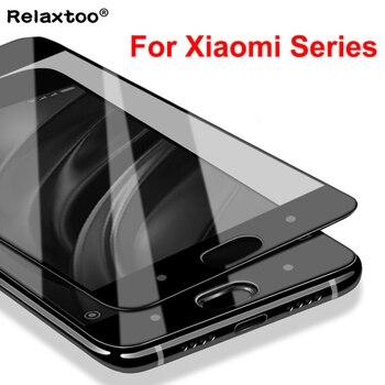 Tempered Glass Screen Case for xiaomi redmi 4x 3 4a 4 pro 5 plus 5a xiomi redmi note 4x for xiaomi mi 6 mi5 mi6 5s 5c 5x a1 film
