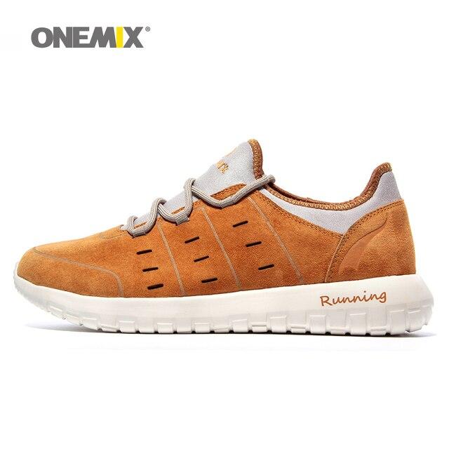 Onemix кроссовки для мужчин и женщин спортивные туфли спортивные беговые легкая обувь мужские спортивные кроссовки уличная прогулочная обувь