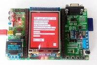 DsPIC development board dsPIC30F6014A development board experimental board double CAN  TFT liquid crystal  WIFI