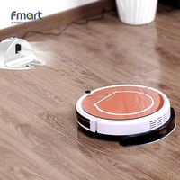 Fmart YZ Q1 Robot Vacuum Cleaner Battery 3 In 1 Cleaning Home Appliances Intelligent Robotic Cleaner