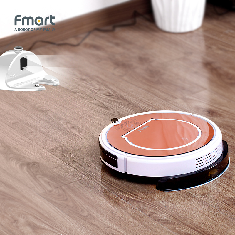 Fmart YZ-Q1 Robot Vacuum Cleaner Battery 3 in 1 Cleaning s