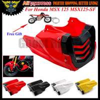 Motorcycle Engine Protector Guard Cover For Honda MSX 125 MSX125 SF MSX125 SF Under Cowl Lowered