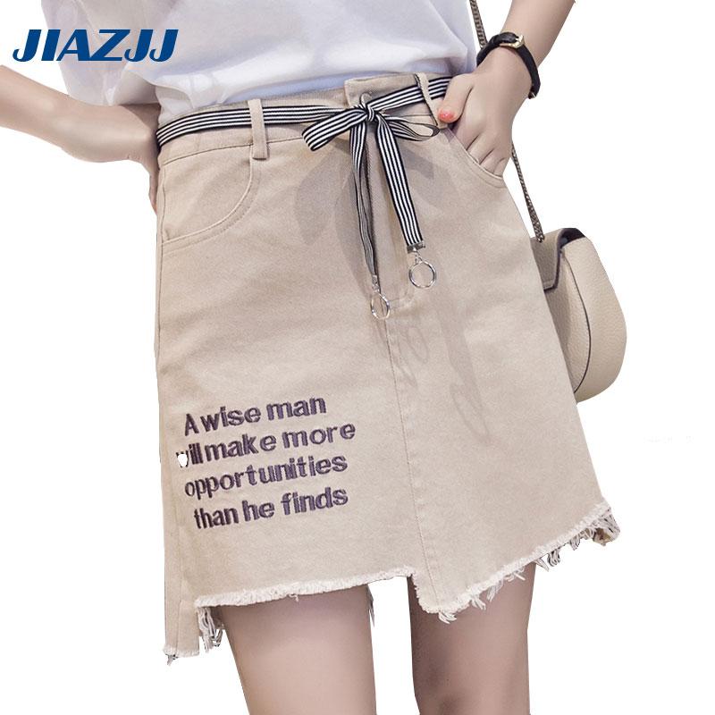 мини юбки джинсовые женские