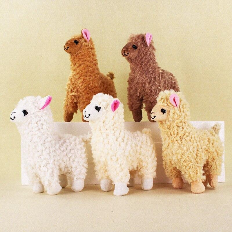 Shitje me pakicë 20 c 23cm Lodra Lodra Alpacasso Plush Doll Kawaii - Lodra prej pelushi - Foto 2