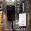 TOMORAL 100% New Tested LCD Display Touch Screen digitizer +  Replacement Assembly With Frame For Asus ZenFone Go   Z00VD