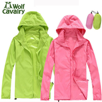 Outdoor Sportswear Men Women Thin And Lightweight Waterproof Breathable Fast Drying Fishing Clothes Hiking Jacket Coat