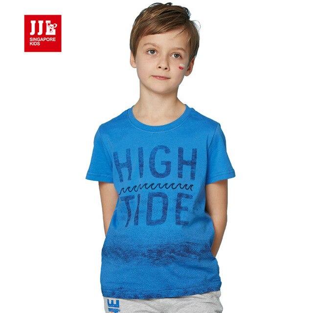 kids T shirt tops 2016 summer brand children clothing boys t shirt teenage big boys T-shirt summer t shirt for boys clothes