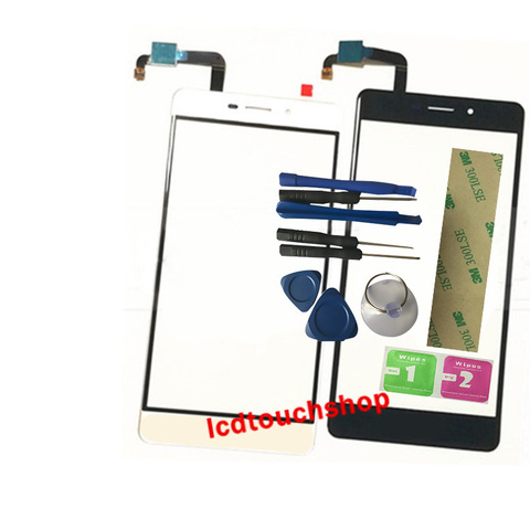 New Touch Screen For Coolpad E502 Touch Panel Digitizer Replacement With Tools With 3M Sticker Pakistan