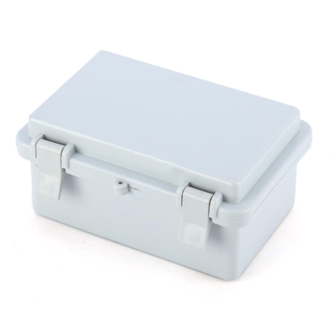 Waterproof Junction Box Outdoor Electronic Junction Box IP65 ABS Enclosure Control Case Buckle Instrument Box все цены