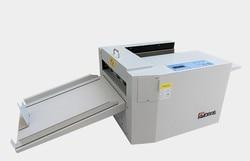 2020 Nieuwe Papier Kreuken Machine En Papier Perforeren Machine 2 In 1 Papier Creaser En Perforator Boek Wervelkolom Maken