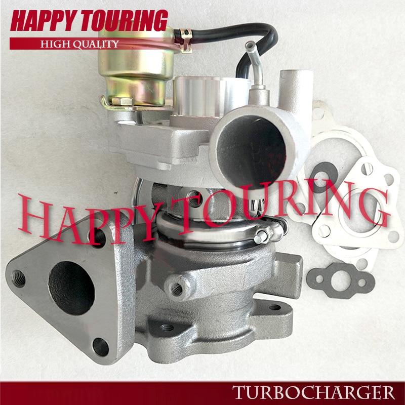 TD04 Turbo turbocompresseur refroidi à l'huile pour MITSUBISHI PAJERO SHOGUN interrefroidi 4M40 2.8L 49377-03031 49377-03033 ME201635 ME201257