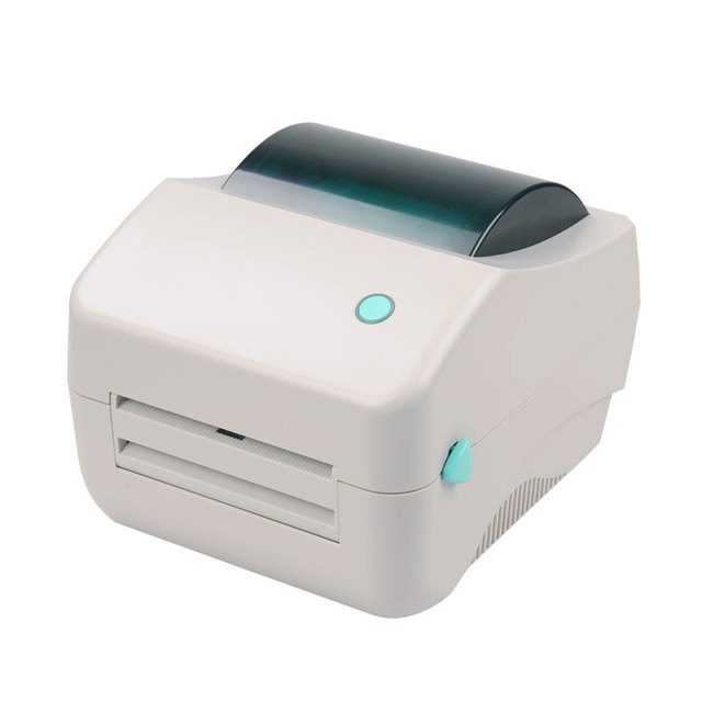 Impresora de etiquetas de envío de alta calidad impresora de código de barras de etiquetas térmicas no necesita impresora de cinta de carbono