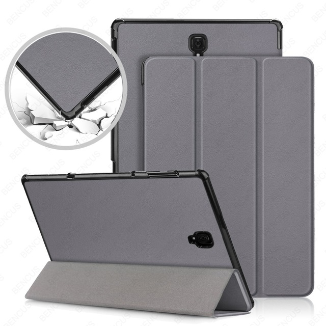 Чехол для Samsung Galaxy Tab 10,5 2018 SM T590 T595 T597 кожа Смарт Магнитная подставка-чехол для Samsung Galaxy Tab 10,5