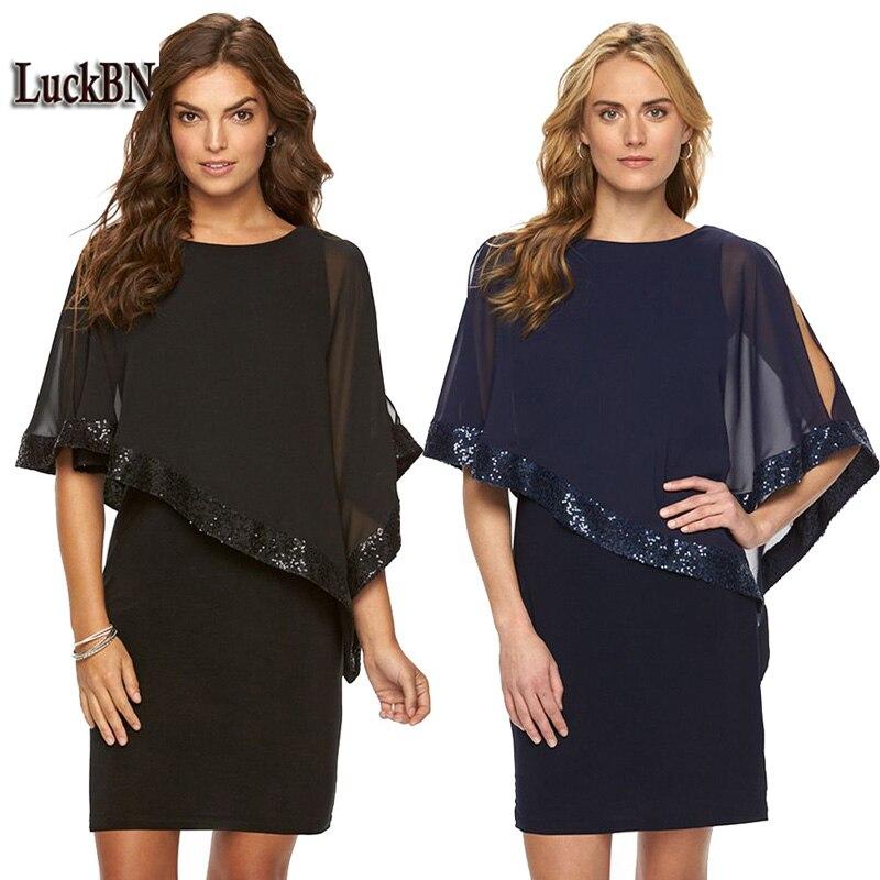 3XL Women Summer Autumn Dresses Fashion Ruffles Casual Plus Size Cover Sleeve Party Kawaii Pencil Dress Vestidos Slim Work Dress