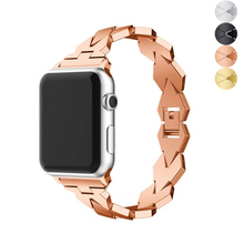 все цены на link bracelet strap for apple watch band 38mm 40mm 42mm 44mm iwatch series 4/3/2/1 correa metal stainless steel watchband+tool онлайн