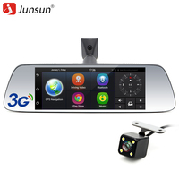 New 7 Special 3G Car DVR Camera Mirror Android 5 0 With GPS Automobile DVRs