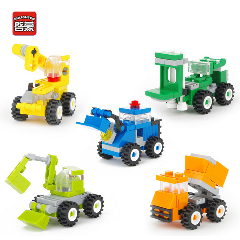 City Construction Series Building Blocks Compatible with Legoe City Construction Assembled Blocks Toy for Children Boys Gifts