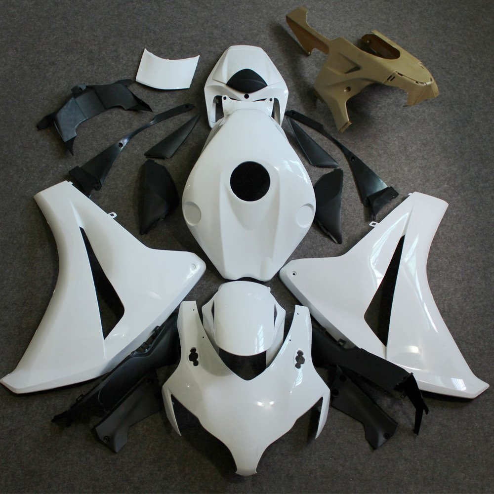 Motorcycle Unpainted Fairing For Honda CBR1000RR CBR 1000 RR 2008 2009 2010 2011 CBR1000 RR 08-11 10 09 Fairings Injection Mold arashi motorcycle radiator grille protective cover grill guard protector for 2008 2009 2010 2011 honda cbr1000rr cbr 1000 rr
