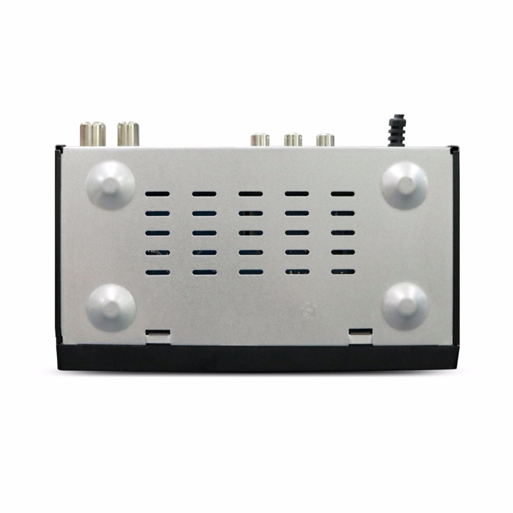 Qualità U2C DVB-T Smart TV Box DVB-T2 T2 STB H.264 MPEG-4 HD 1080P TV Digitale Terrestre Ricevitore DVB T /T2 Set Top Box TV Set