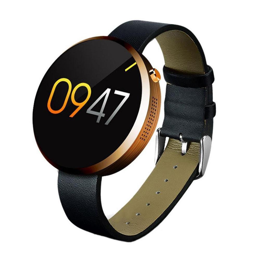 Prix pour Étanche DM360 Bluetooth Smartwatch Montre Smart Watch pour IOS Andriod Téléphone Mobile Moniteur de Fréquence Cardiaque Montre-Bracelet Smartwatch DM360