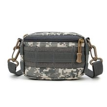 2019 New Fashion Tactical Fanny Pack MOLLE Pouches Utility Outdoor Casual Messenger Bag Military Waist Belt