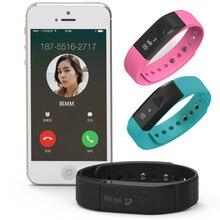 I5 Fitness Activity Tracker Wristband Sleep Monitor Bracelet Sports Passometer Smartwatch Wearable Wireless Bluetooth Smart Band