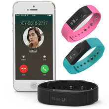 I5 Fitness Activity Tracker Armband Schlaf-monitor Armband Sport Passometer Smartwatch Wearable Wireless Bluetooth Smart Band