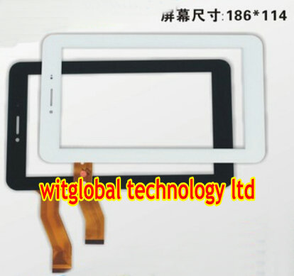 Original New Touch Screen For 7 inch Freelander PX1c 3G Tablet Touch Panel digitizer Glass Sensor Replacement Free Shipping new 7 inch tablet touch screen panel digitizer glass sensor for tyf1039v8 free shipping
