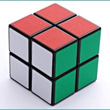 Cube 2 2 2 Classic Magic Toy PVC Sticker Block Puzzle Speed Cube Kids Toys Magic