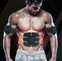 EMS Wireless Muscle Stimulator, Abdominal Muscle Exerciser