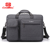 2018 New Big capacity 15 15.6 laptop man business shoulder bag Messenger bag for macbook PRO 15.4 hp,17 17.3 computer handbag