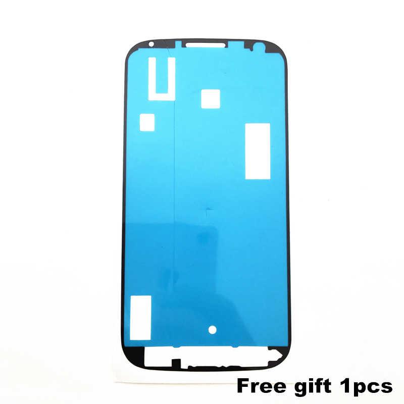 5.0 ''AMOLED شاشات lcd لسامسونج غالاكسي S4 شاشة الكريستال السائل GT-i9505 i9500 i9505 i9506 i9502 i9515 i337 مجموعة المحولات الرقمية لشاشة تعمل بلمس