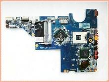 DA0AX3MB6C1 605140-001 Voor Compaq Presario CQ42 G42 G62 CQ62-228TU Notebook G62M-300 Laptop Moederbord DA0AX3MB6C2 DDR3