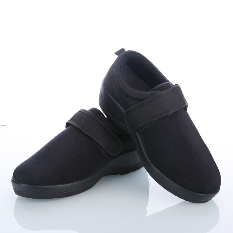 Free Shipping New Men/Women Diabetes Shoes Casual Health Care Shoes Diabetes Care Foot Support Medical Orthopedic Orthotics