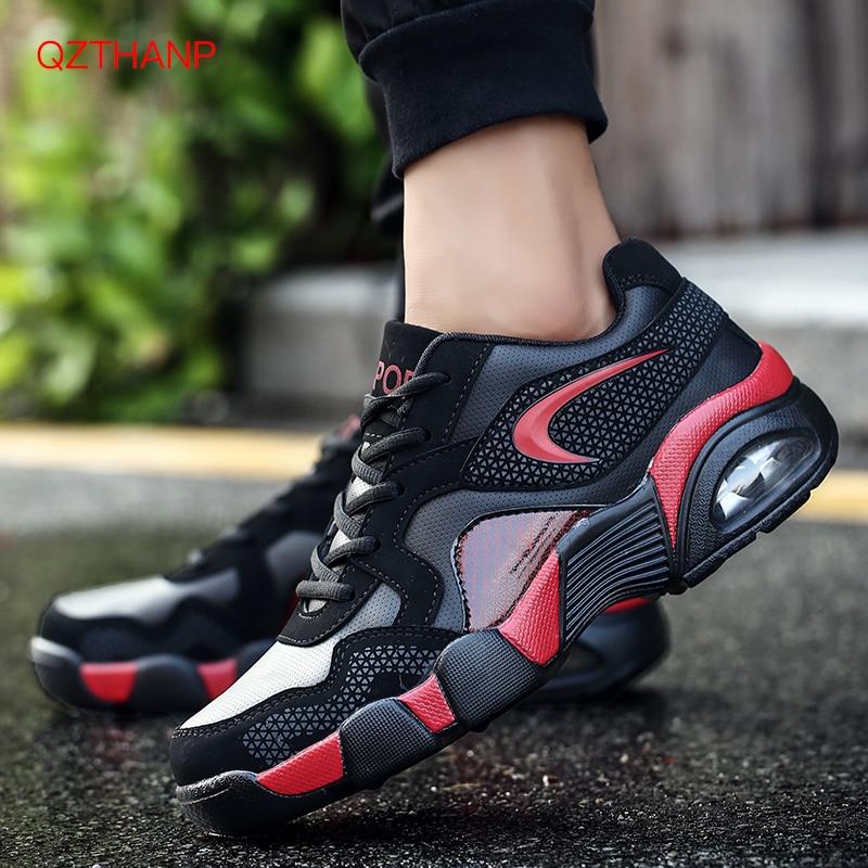 Formateurs Deportivas Krasovki Hombre Sport Marche Hommes Noir Adulte De bleu Souffle Sneakers rouge Zapatillas Chaussures 2018 Mâle x7t8nx