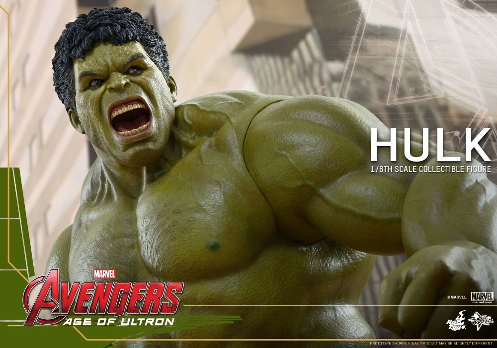 1/6 scale Figure doll Avengers: Age of Ultron HULK 2.0 12 action figures doll.Collectible figure Model toys and gifts new hot 17cm avengers thor action figure toys collection christmas gift doll with box j h a c g