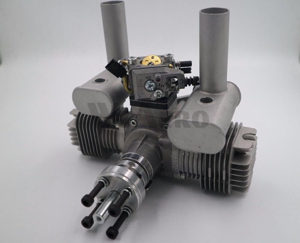 Moteur essence/essence double cylindre RCGF 40cc TS pour avion RC-in Pièces et accessoires from Jeux et loisirs    1