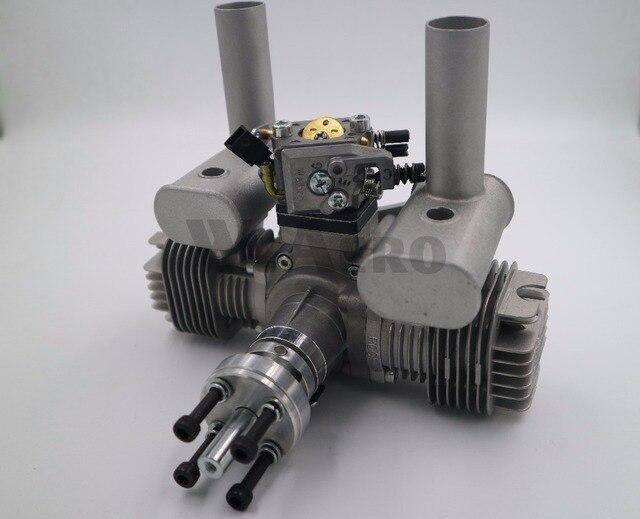 RCGF 40cc TS Dual Cylinder Petrol/Gasoline Engine for RC Airplane