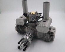 RCGF 40cc TS المزدوج اسطوانة البنزين/محرك البنزين ل RC طائرة