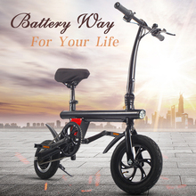 12inch Origina Mini Electric Bike Qicycle D1 Smart Folding lithium Battery Mijia CITY EBIKE Bicycle