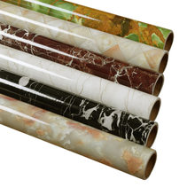 Thickened marble pattern self - adhesive wallpaper cabinet countertop paint furniture renovation stickers waterproof